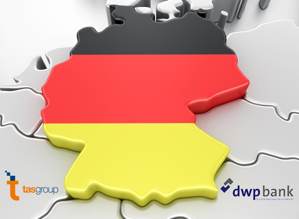 german dwp bank and TAS Group intraday manangement