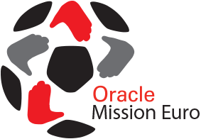 oracle mission euro logo