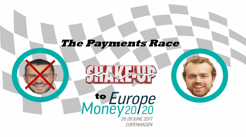 The Payment Race - Ali Paterson